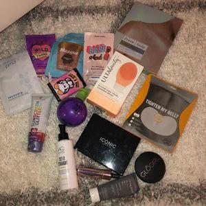 *Ulta lot*sephora lot*makeup*skincare*haircare